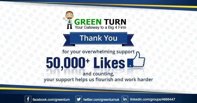 GreenTurn.co.uk Facebook.com/Greenturn 50 thousands members